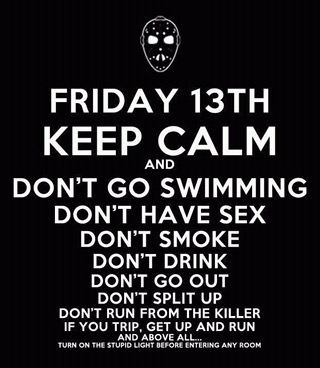 Why do people fear friday the 13th