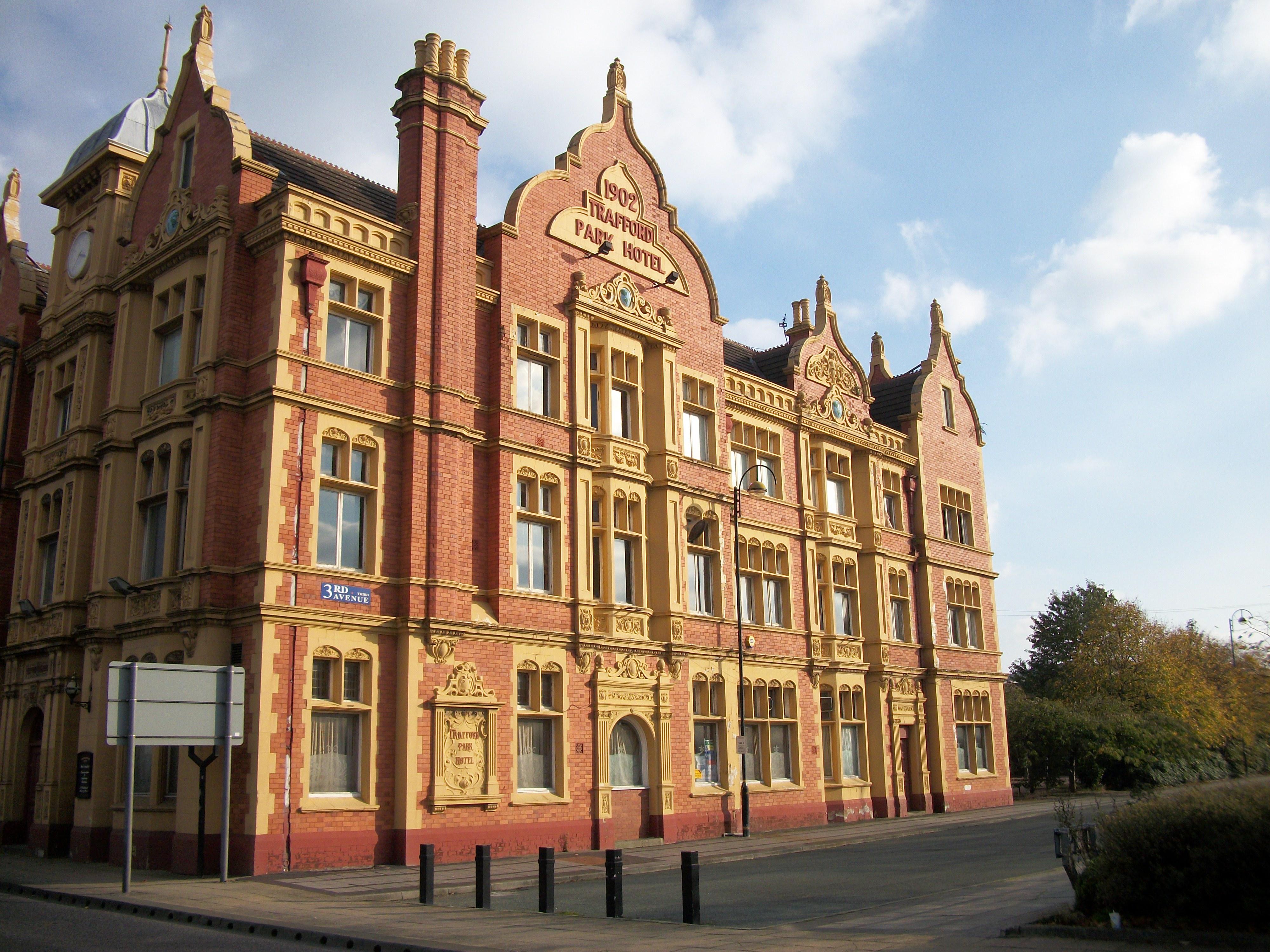 Trafford Park Hotel Building Sold