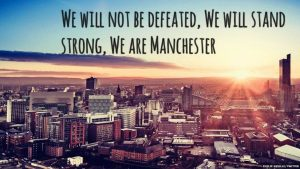 WE ARE MANCHESTER