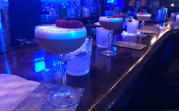Soon To Be Celebrating Their 18th Birthday The Living Room On Deansgate Is A Swanky Modern Haven That Will Sure Quench Your Boozy Thirst