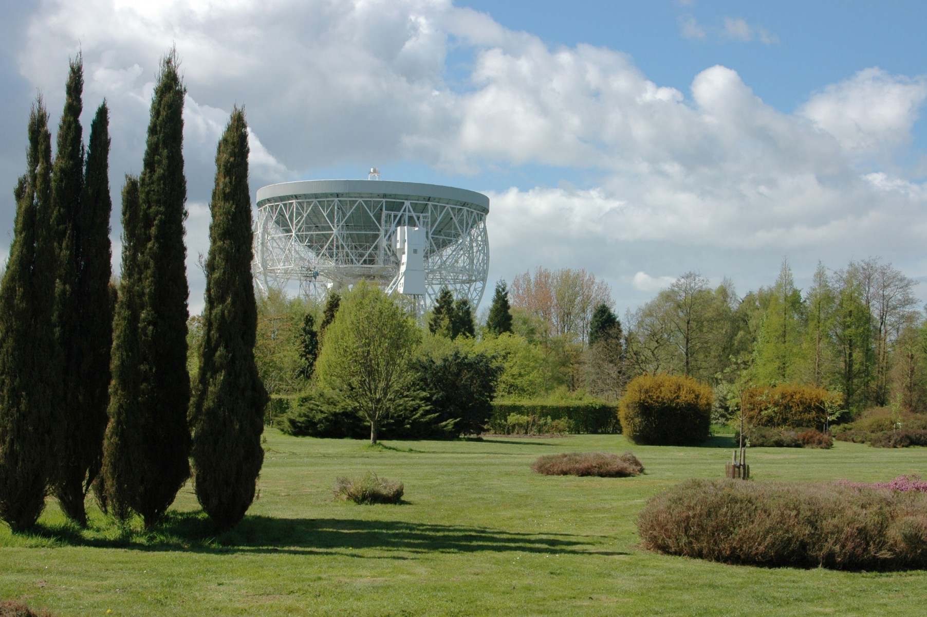 Jodrell Bank bids for Unesco World Heritage status