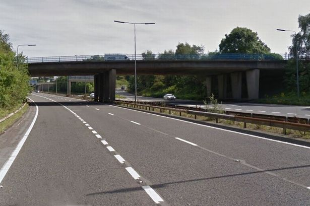 Teenage boy dies after being found unconscious on the M67