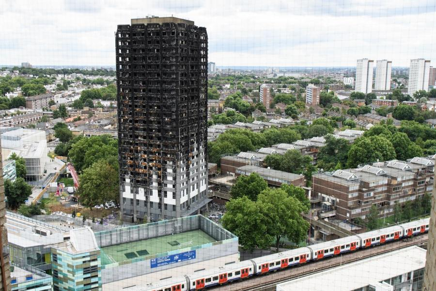 Grenfell probe warns of unfit United Kingdom building regulations