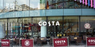 Costa Coffee hit as less people are visiting the High Street
