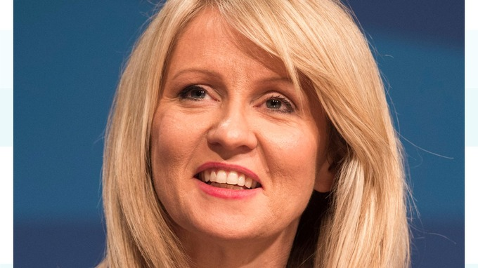 Esther McVey named as new minister for pensions