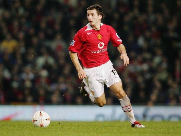 Former Ireland and Manchester United midfielder Liam Miller sadly dies aged 36