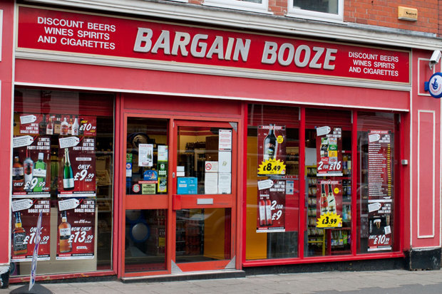 Alcohol chain Bargain Booze to go into administration