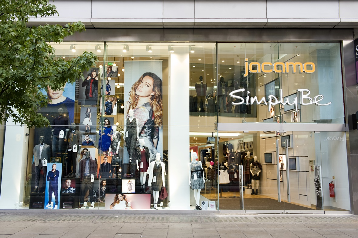 Simply Be owner N Brown could shut all 20 of its stores