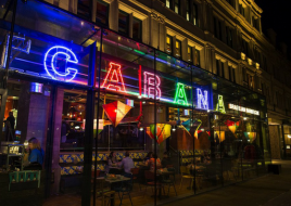 Cabana Corn Exchange