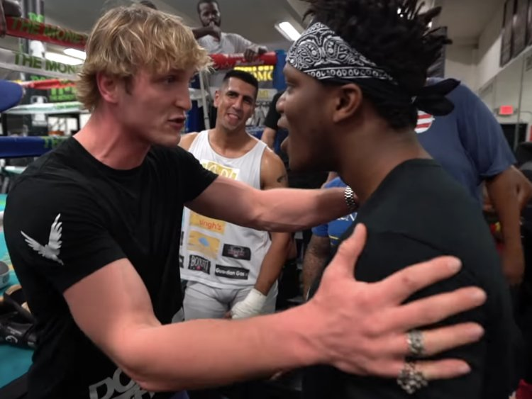 Viewers hit out as Logan Paul YouTube boxing match declared a draw