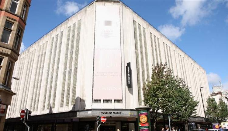 House of Fraser rescue deal is now in doubt