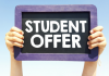Corn Exchange Student Offer