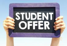 Corn Exchange Student Offer