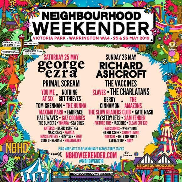 The Neighbourhood Tour
