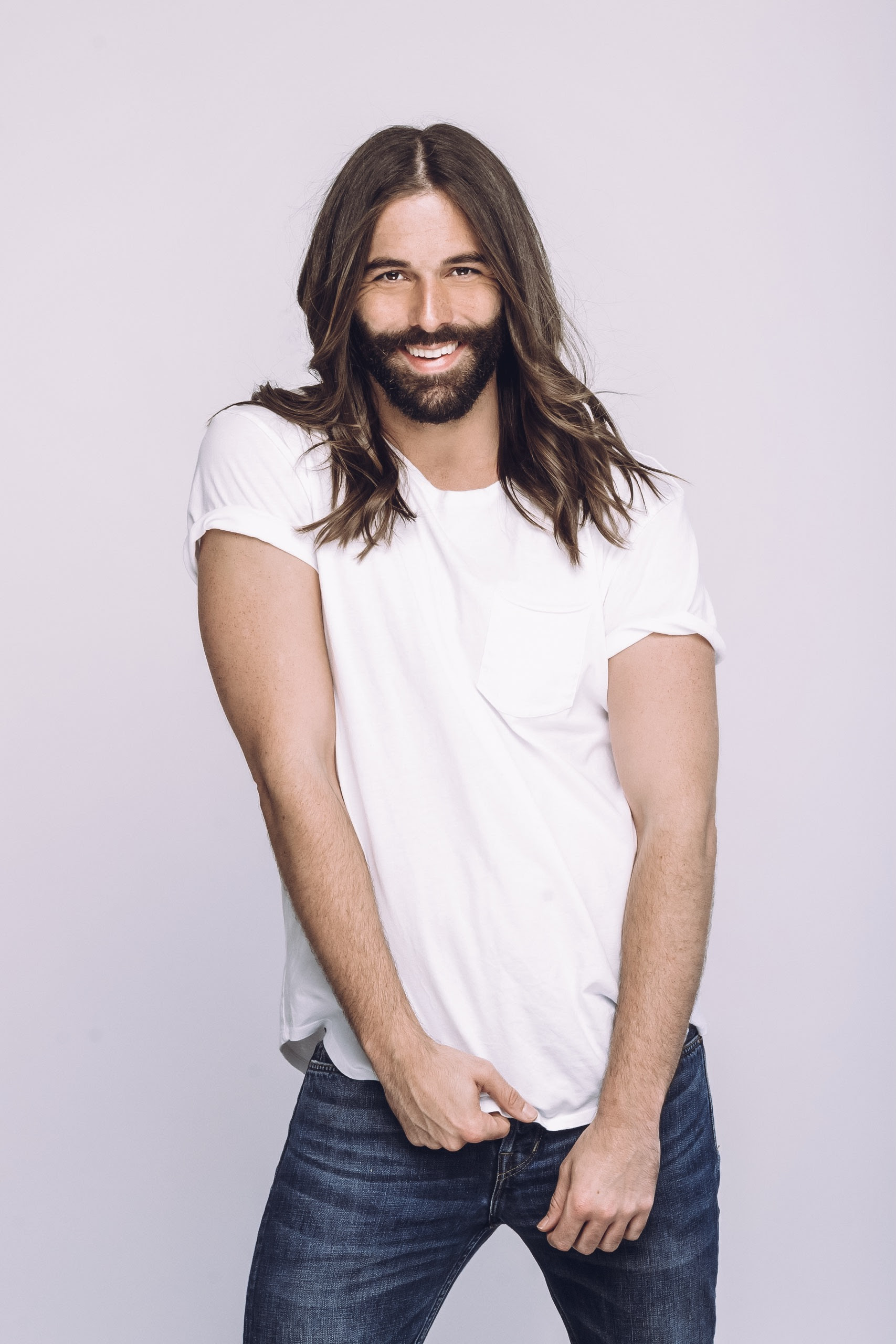 queer eye star jonathan van ness announces manchester apollo date about manchester. Black Bedroom Furniture Sets. Home Design Ideas