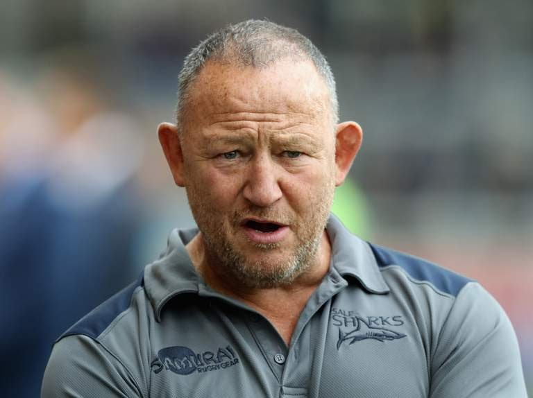 Sale Sharks coach clashes with journalist