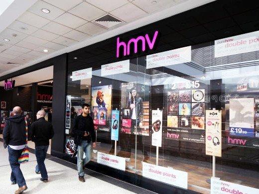 2,200 jobs at risk as HMV faces collapse