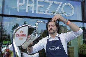 Peroni Pop-up Bar